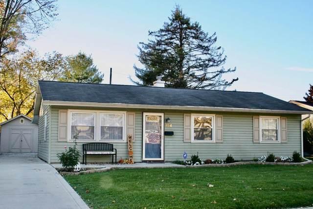 154 Penick Avenue, Delaware, OH 43015 (MLS #220039093) :: Angel Oak Group