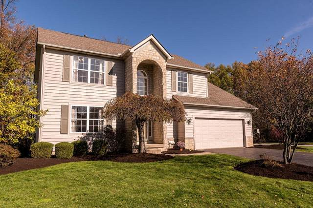 192 Longmeadow Court, Powell, OH 43065 (MLS #220039102) :: Berkshire Hathaway HomeServices Crager Tobin Real Estate