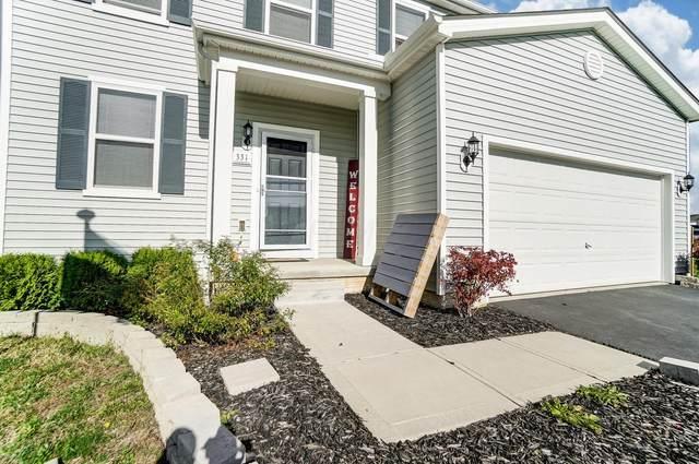 331 Glen Crossing Drive, Etna, OH 43062 (MLS #220039106) :: Berkshire Hathaway HomeServices Crager Tobin Real Estate
