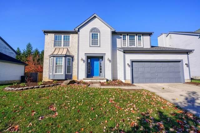 8775 Edgerton Drive, Powell, OH 43065 (MLS #220039138) :: RE/MAX Metro Plus