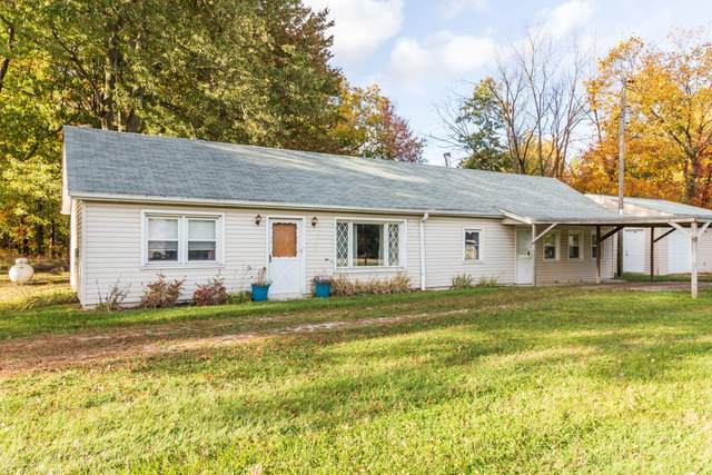 5505 State Route 3, Sunbury, OH 43074 (MLS #220039142) :: The Clark Group @ ERA Real Solutions Realty