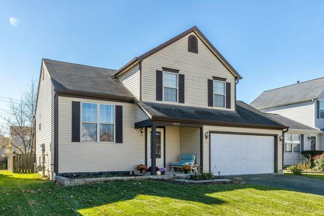 6643 Cloverlawn Circle, Canal Winchester, OH 43110 (MLS #220039213) :: Angel Oak Group