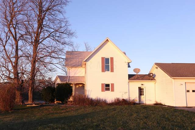 9280 Millersburg Road, Howard, OH 43028 (MLS #220039220) :: Sam Miller Team