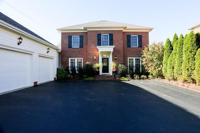 3605 Eyre Hall, New Albany, OH 43054 (MLS #220039236) :: Shannon Grimm & Partners Team