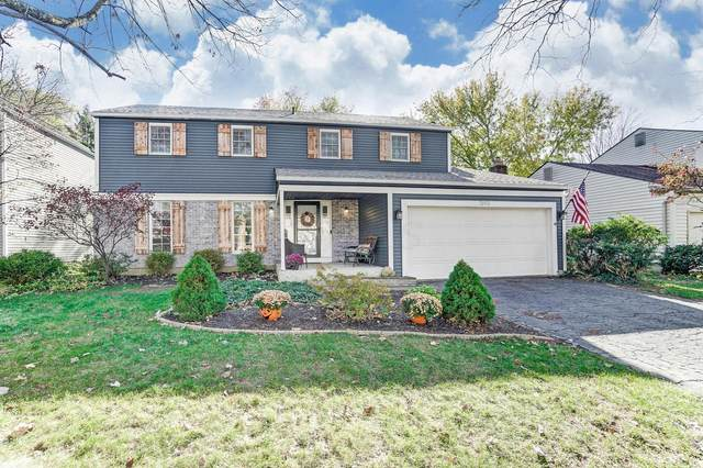 1393 Snowmass Road, Columbus, OH 43235 (MLS #220039284) :: Angel Oak Group