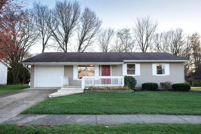 129 Rustic Drive Drive, Circleville, OH 43113 (MLS #220039295) :: Angel Oak Group