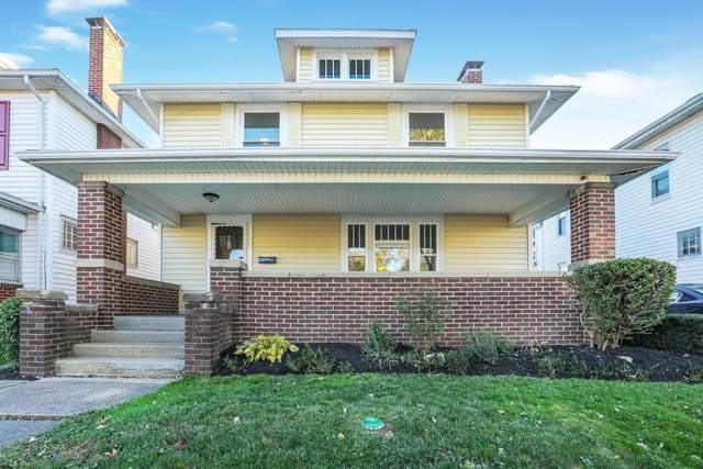 125 Fairfield Avenue, Newark, OH 43055 (MLS #220039307) :: Angel Oak Group