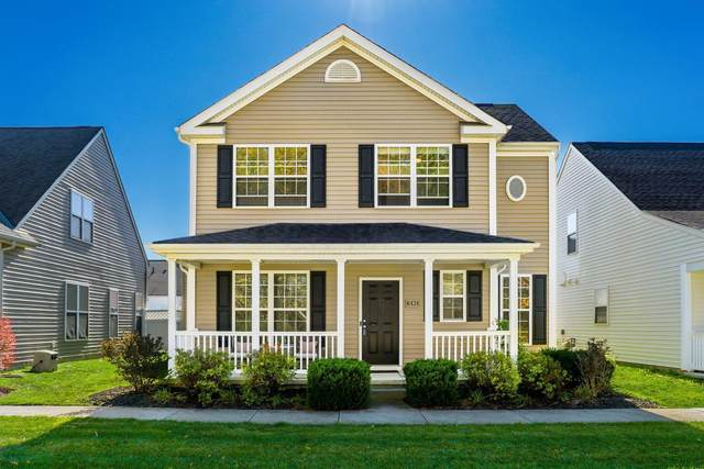 6131 Foxmeadow Drive, Westerville, OH 43081 (MLS #220039309) :: CARLETON REALTY