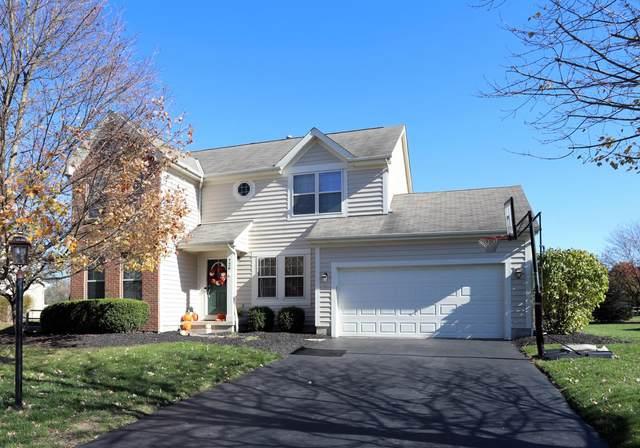 726 Bovee Lane, Powell, OH 43065 (MLS #220039316) :: MORE Ohio