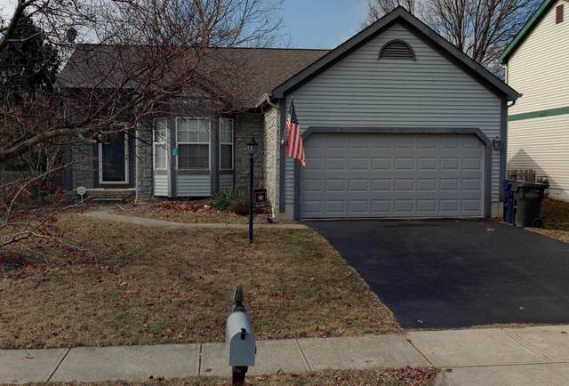 4535 Huckleberry Court, Hilliard, OH 43026 (MLS #220039317) :: Signature Real Estate