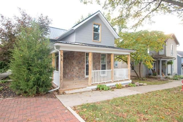 55 W Columbus Street, Pickerington, OH 43147 (MLS #220039328) :: Berkshire Hathaway HomeServices Crager Tobin Real Estate