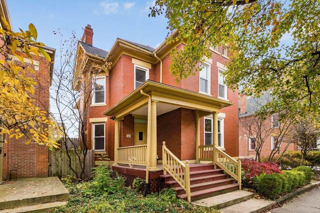 357 W 3rd Avenue, Columbus, OH 43201 (MLS #220039362) :: Berkshire Hathaway HomeServices Crager Tobin Real Estate