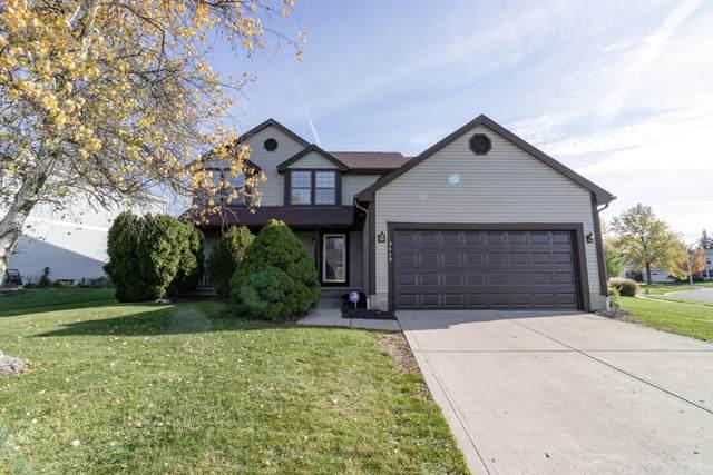 8479 Landseer Drive, Reynoldsburg, OH 43068 (MLS #220039363) :: Berkshire Hathaway HomeServices Crager Tobin Real Estate