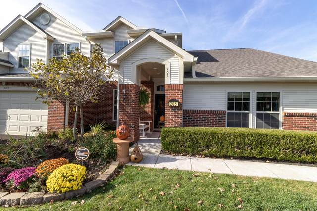 205 Postage Circle #19, Pickerington, OH 43147 (MLS #220039455) :: The Clark Group @ ERA Real Solutions Realty