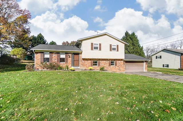65 Amberly Drive, Granville, OH 43023 (MLS #220039464) :: Berkshire Hathaway HomeServices Crager Tobin Real Estate