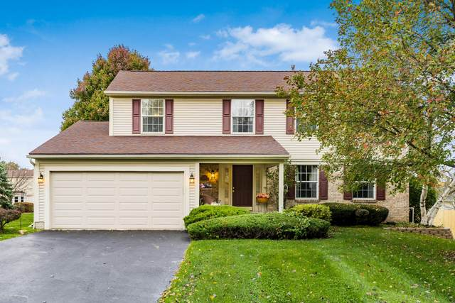 275 Spruce Hill Drive, Columbus, OH 43230 (MLS #220039465) :: Berkshire Hathaway HomeServices Crager Tobin Real Estate