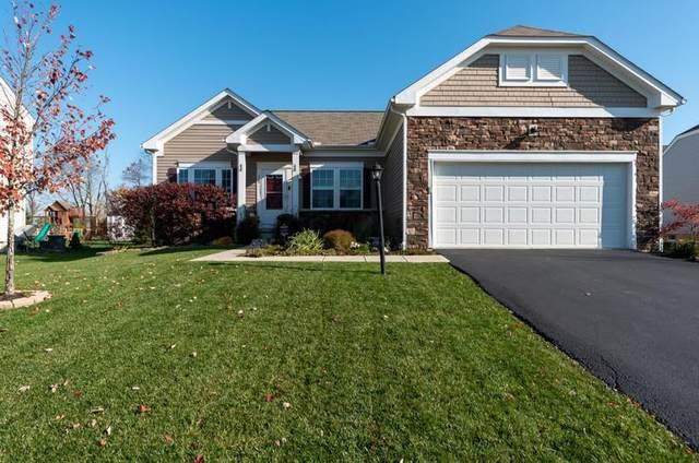 230 Weeping Willow Run Drive, Johnstown, OH 43031 (MLS #220039494) :: CARLETON REALTY