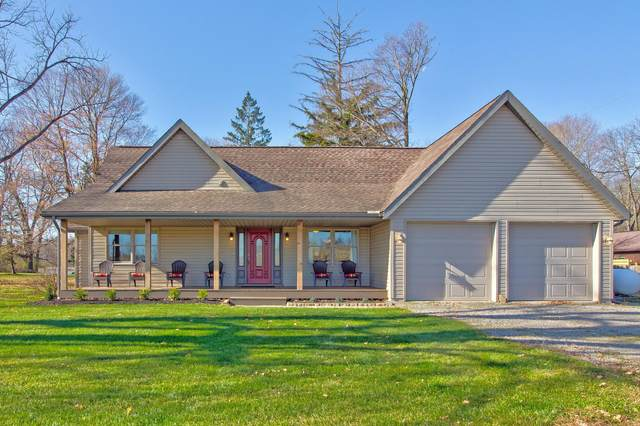 3624 Township Road 273, Bellefontaine, OH 43311 (MLS #220039563) :: Shannon Grimm & Partners Team