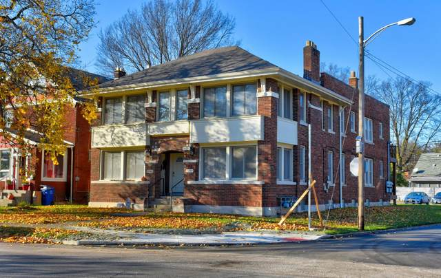 1762 E Long Street #4, Columbus, OH 43203 (MLS #220039708) :: Angel Oak Group