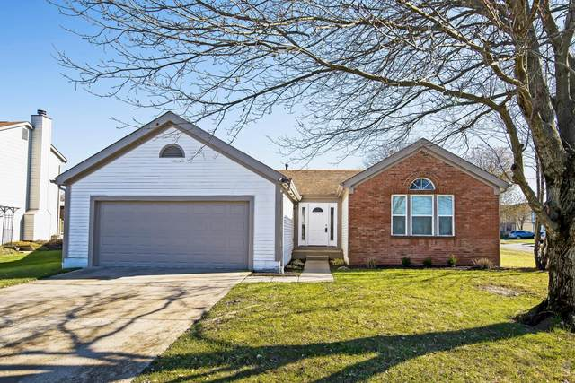 1208 Starlight Drive, Reynoldsburg, OH 43068 (MLS #220039724) :: Berkshire Hathaway HomeServices Crager Tobin Real Estate