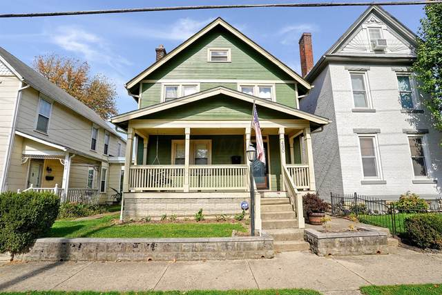 490 E Whittier Street, Columbus, OH 43206 (MLS #220039774) :: CARLETON REALTY