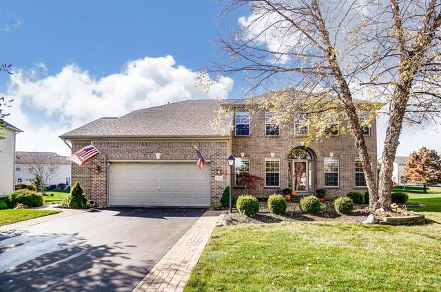 6194 Falcon Chase Drive, Westerville, OH 43082 (MLS #220039800) :: ERA Real Solutions Realty