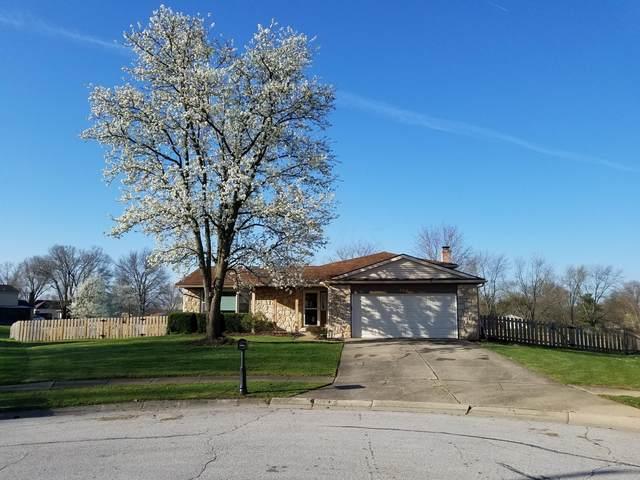 725 Ronson Way, Columbus, OH 43230 (MLS #220039848) :: Angel Oak Group
