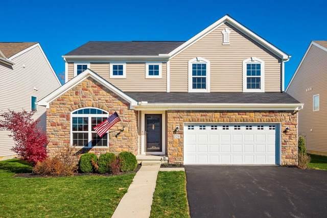 5258 Copper Creek Drive, Dublin, OH 43016 (MLS #220039872) :: MORE Ohio