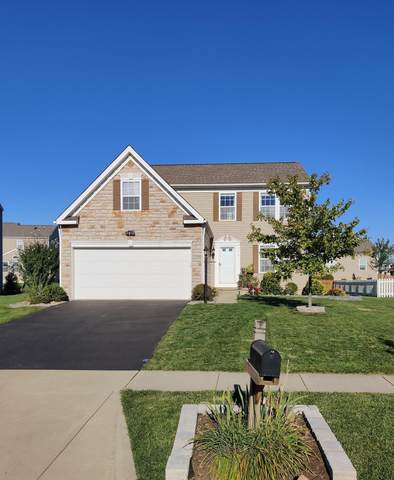 110 Parkdale Drive, Johnstown, OH 43031 (MLS #220039876) :: Core Ohio Realty Advisors