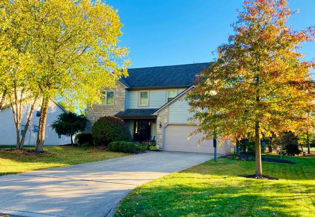 135 Wallsend Court, Powell, OH 43065 (MLS #220039893) :: CARLETON REALTY