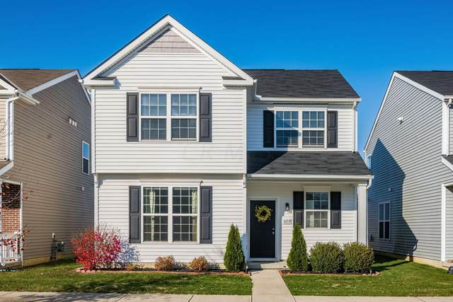 6150 Witherbee Drive, Westerville, OH 43081 (MLS #220039953) :: Angel Oak Group