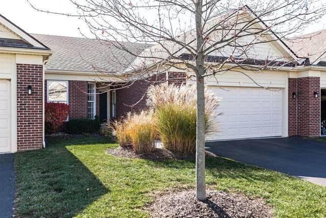 5771 Burke Circle #1202, New Albany, OH 43054 (MLS #220039958) :: Berkshire Hathaway HomeServices Crager Tobin Real Estate