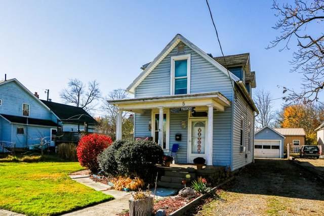 5 S Catherine Street, Mount Vernon, OH 43050 (MLS #220039992) :: Sam Miller Team