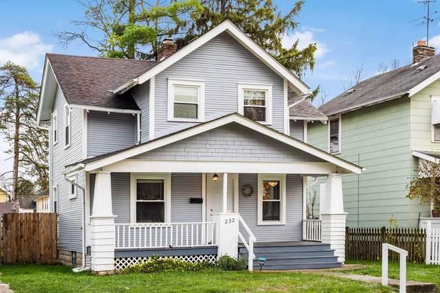 232 N Ogden Avenue, Columbus, OH 43204 (MLS #220039993) :: Angel Oak Group