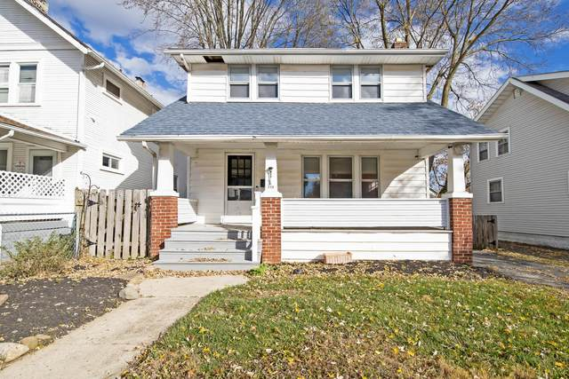 228 N Warren Avenue, Columbus, OH 43204 (MLS #220040052) :: Berkshire Hathaway HomeServices Crager Tobin Real Estate