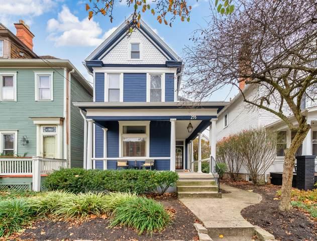 293 Reinhard Avenue, Columbus, OH 43206 (MLS #220040072) :: MORE Ohio