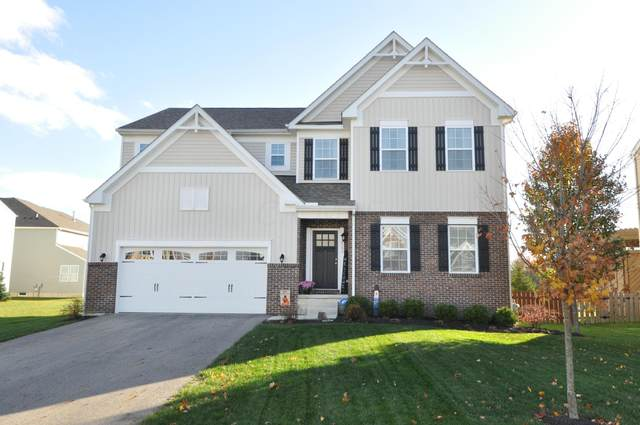 4395 Orangeberry Drive, Grove City, OH 43123 (MLS #220040074) :: Berkshire Hathaway HomeServices Crager Tobin Real Estate