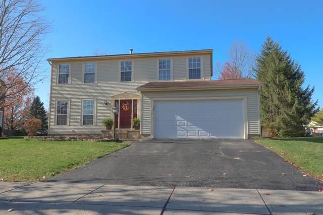 3293 Reed Point Drive, Hilliard, OH 43026 (MLS #220040121) :: Angel Oak Group
