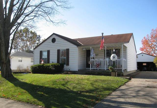 1061 Harwood Drive, Columbus, OH 43228 (MLS #220040141) :: Berkshire Hathaway HomeServices Crager Tobin Real Estate