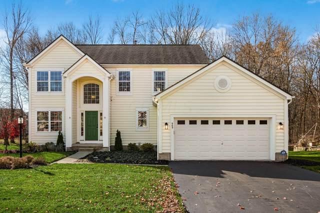 969 Gray Drive, Pickerington, OH 43147 (MLS #220040156) :: Berkshire Hathaway HomeServices Crager Tobin Real Estate