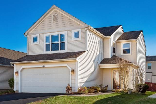 6879 Willow Bloom Drive, Canal Winchester, OH 43110 (MLS #220040178) :: Angel Oak Group