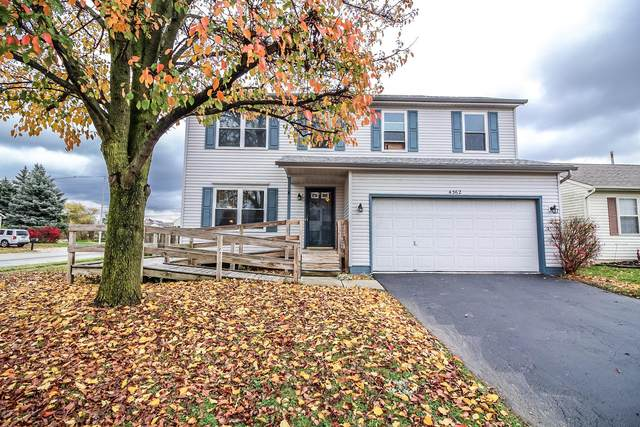 4362 Nautical Drive, Columbus, OH 43207 (MLS #220040224) :: Berkshire Hathaway HomeServices Crager Tobin Real Estate