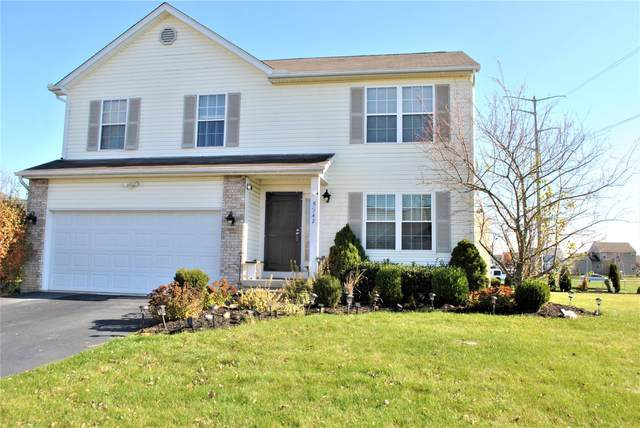 5942 Aquamarine Drive, Grove City, OH 43123 (MLS #220040273) :: Berkshire Hathaway HomeServices Crager Tobin Real Estate