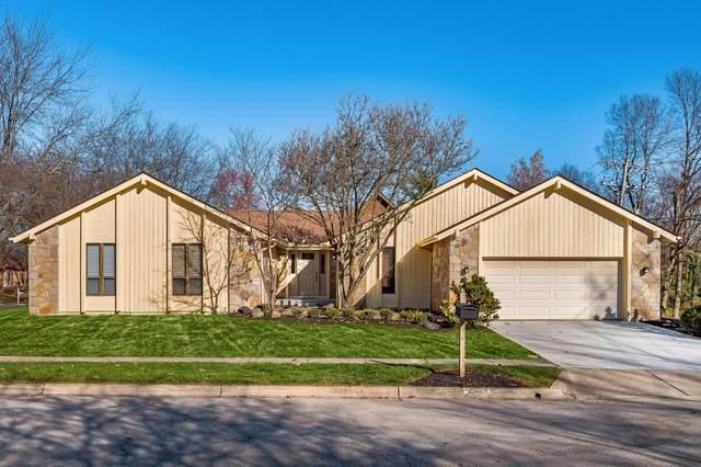 3134 Kilcullen Drive, Columbus, OH 43221 (MLS #220040276) :: Angel Oak Group