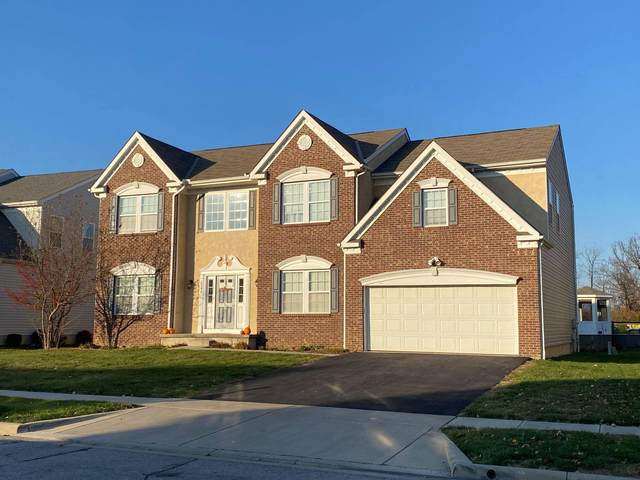 4390 Orangeberry Drive, Grove City, OH 43123 (MLS #220040290) :: Berkshire Hathaway HomeServices Crager Tobin Real Estate