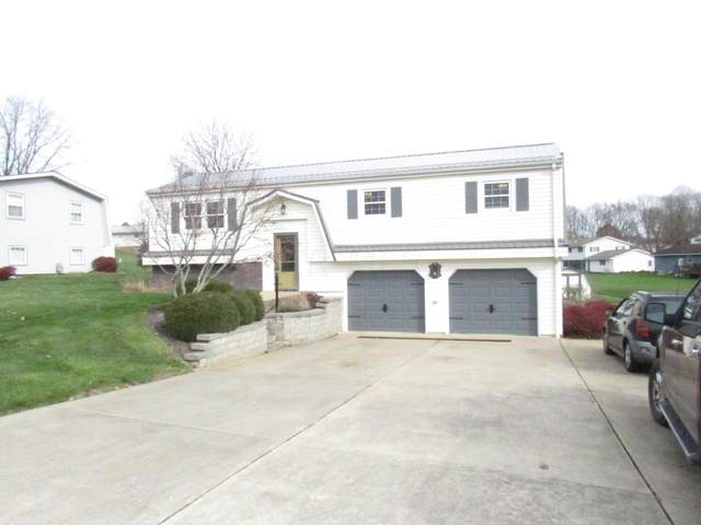 5220 Northcrest Drive, Nashport, OH 43830 (MLS #220040364) :: CARLETON REALTY
