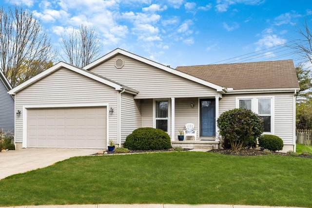 1570 Grayling Court, Columbus, OH 43235 (MLS #220040427) :: MORE Ohio