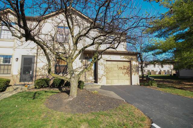 696 Keys View Court #77, Worthington, OH 43085 (MLS #220040546) :: The Clark Group @ ERA Real Solutions Realty