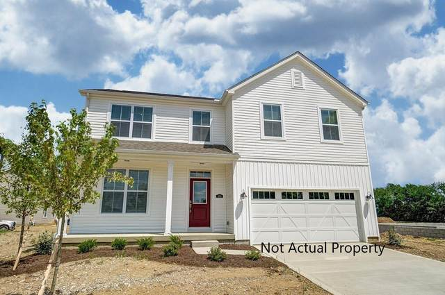 201 Ellington Boulevard, Granville, OH 43023 (MLS #220040550) :: Berkshire Hathaway HomeServices Crager Tobin Real Estate