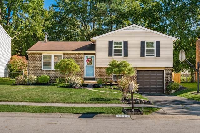 6344 Thrasher Loop, Westerville, OH 43081 (MLS #220040600) :: Jarrett Home Group